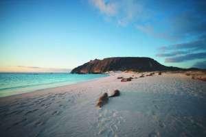 Antes solo se reconocía como reserva de biósfera la superficie terrestre del archipiélago. Foto: MAE