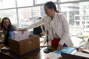 Consultor salvadoreño pidió hacer depósitos en cuenta del Gobierno, según expediente del caso 'Arroz verde'. Foto: Archivo API