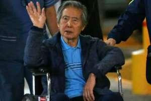 El exmandatario fue trasladado a una base policial para completar una condena de 25 años. Foto: AFP