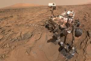 El 'Curiosity Rover' se desplaza sobre Marte desde 2012. Foto: Nasa