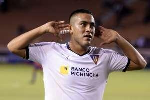 El volante llegó a Liga de Quito esta temporada.
