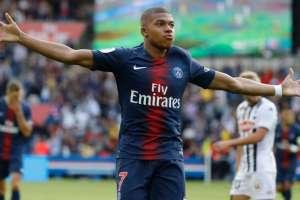 El francés es el mejor jugador del PSG.