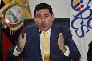ECUADOR.- El presidente del CPCCS tomó la decisión ante posibles agresiones tras denuncias contra CREO. Foto: API