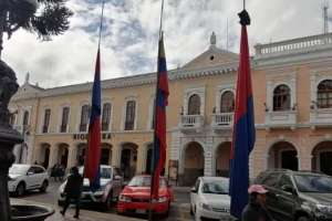 Tres días de luto en Chimborazo por muerte de concejal. Foto: Twitter