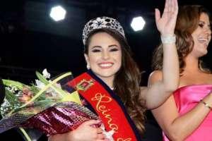 QUITO.- La actual soberana es Daniela Almeida de 21 años de edad. Foto: Internet/MetroEcuador