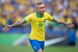 El extremo anotó tres goles en la Copa América.