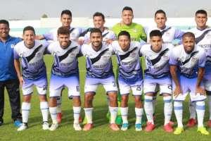 El partido se realizó en el estadio 'Carlos Olivares'.