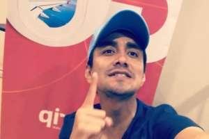 Emerson Morocho narra qué pasó en el accidente en Los Ríos. Foto: IG