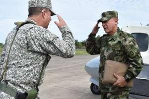 El general Adelmo Fajardo es cuestionado por supuesta corrupción. Foto: Armada de Colombia / elespectador.com