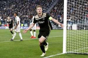 Matthijs de Ligt, exfigura del Ajax.