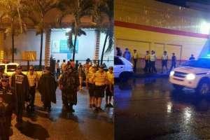 Riña en cárcel de Babahoyo deja dos heridos. Foto: Twitter - Referencial
