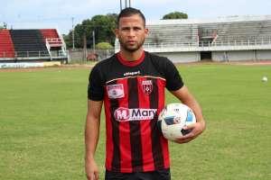 Gerado Mendoza. Foto: Portuguesa F.C.