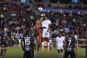 Partido entre Liga de Quito y América. Foto: Twitter LDUQ.