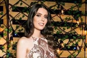 Cristina Hidalgo, de 21 años, es la nueva Miss Ecuador 2019. Foto: Facebook Miss Ecuador Oficial