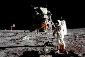 Cómo fue la épica misión Apolo 11: primeros pasos en otro mundo. Foto: NASA