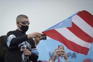 SAN JUAN, Puerto Rico.- El trapero anunció su decisión a través de Instagram. Foto: AFP