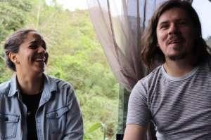 Muchos cuestionaron su decisión de casarse, pero Angelis Quiroz y Jhosman Paredes estaban convencidos.