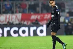 Neymar, jugador del Paris Saint Germain.