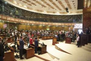 El receso legislativo será del 12 de agosto hasta el 23 del mismo mes. Foto: Asamblea