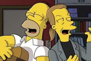 Más de 800 famosos hicieron una aparición sorpresiva en Los Simpsons.