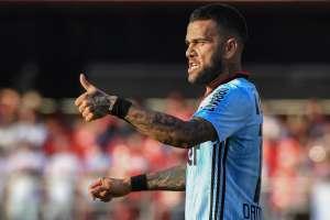 El brasileño convirtió a los 40 minutos en una jugada que inició el español Juanfran. Foto: NELSON ALMEIDA / AFP