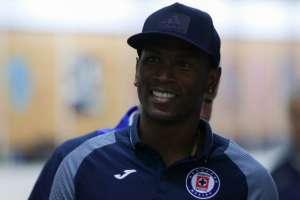 'Cuco' Angulo, goleador ecuatoriano.