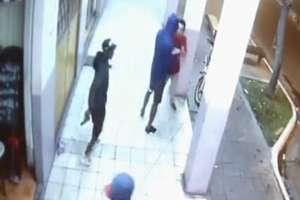 Delincuentes armados asaltan durante fiesta en Guayaquil.