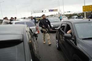 Al menos seis rehenes habían sido liberados previamente. Foto: AP