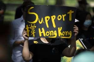 Hong Kong  conserva un estatus especial de cierta autonomía y con libertades inexistentes en China. Foto: AP