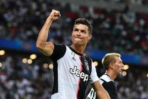 Ronaldo llegó a la Juventus en 2018.