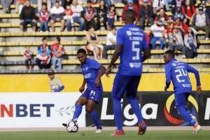 Los 'azules' jugarán ante el Macará este sábado en Ambato. Foto: API