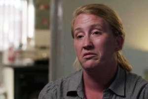 Claire quería alertar a otras mujeres sobre su expareja, a quien denunció por agresión.