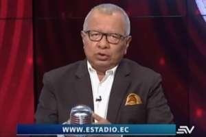Carlos Víctor Morales, presentador del programa.