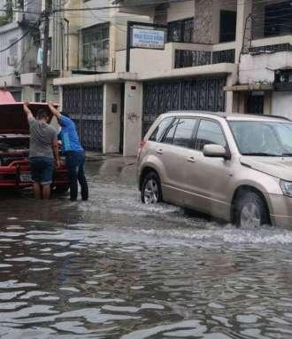 Inundaciones en Kennedy nueva / Fotos: API