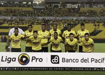 El volante de Barcelona habló sobre la eliminación de Copa Libertadores. Foto: API