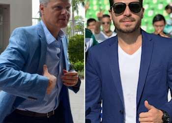 Gonzalo Vargas afirma que nunca habló mal del club 'albo' ni interfirió en la negociación.