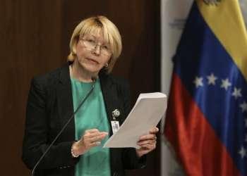 Exfuncionaria intervendrá el miércoles en una reunión de Ministerios Públicos del Mercosur. Foto: AP