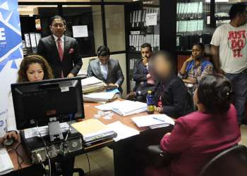 GUAYAQUIL, Ecuador.- Ministerio de Educación sancionará a funcionarios vinculados a designación de docente. Foto: Archivo/API.