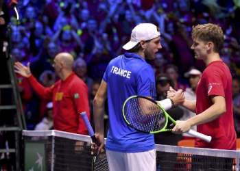 La final se disputa en Lille . Foto: AFP