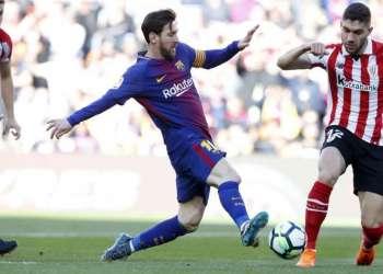 El FC Barcelona se impuso de local al Athletic de Bilbao y apunta a un nuevo título en España.