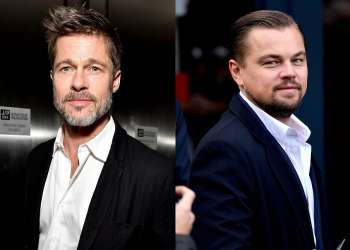 """Los actores protagonizarán """"Once Upon a Time in Hollywood"""", próxima película de Tarantino. Foto: Archivo AFP"""