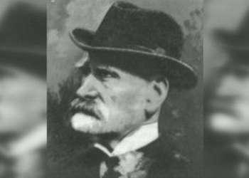 Morley fue secretario honorario de la FA, la primera federación de fútbol de la historia. Foto: BBC