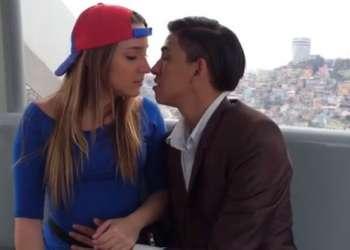 Kevin y La Chama salieron a conocer Guayaquil
