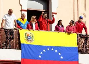 Pronunciamiento de Maduro trasciende tras agresiones registradas contra venezolanos. Foto: Presidencia Venezuela.
