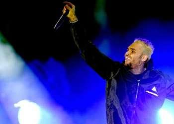 Brown fue detenido junto a otras dos personas durante unas horas en París. Foto: Getty Images