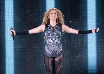 La cantante ha sido criticado por no involucrarse en la situación actual del país bolivariano. Foto: AFP