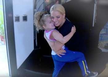 Gaby y su bella hija