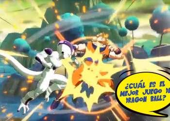 ¿Cuál es el mejor juego de Dragon Ball de todos los tiempos?