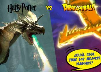 ¿Cuál saga tiene los mejores dragones?