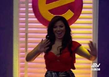 Samantha Grey, nueva presentadora